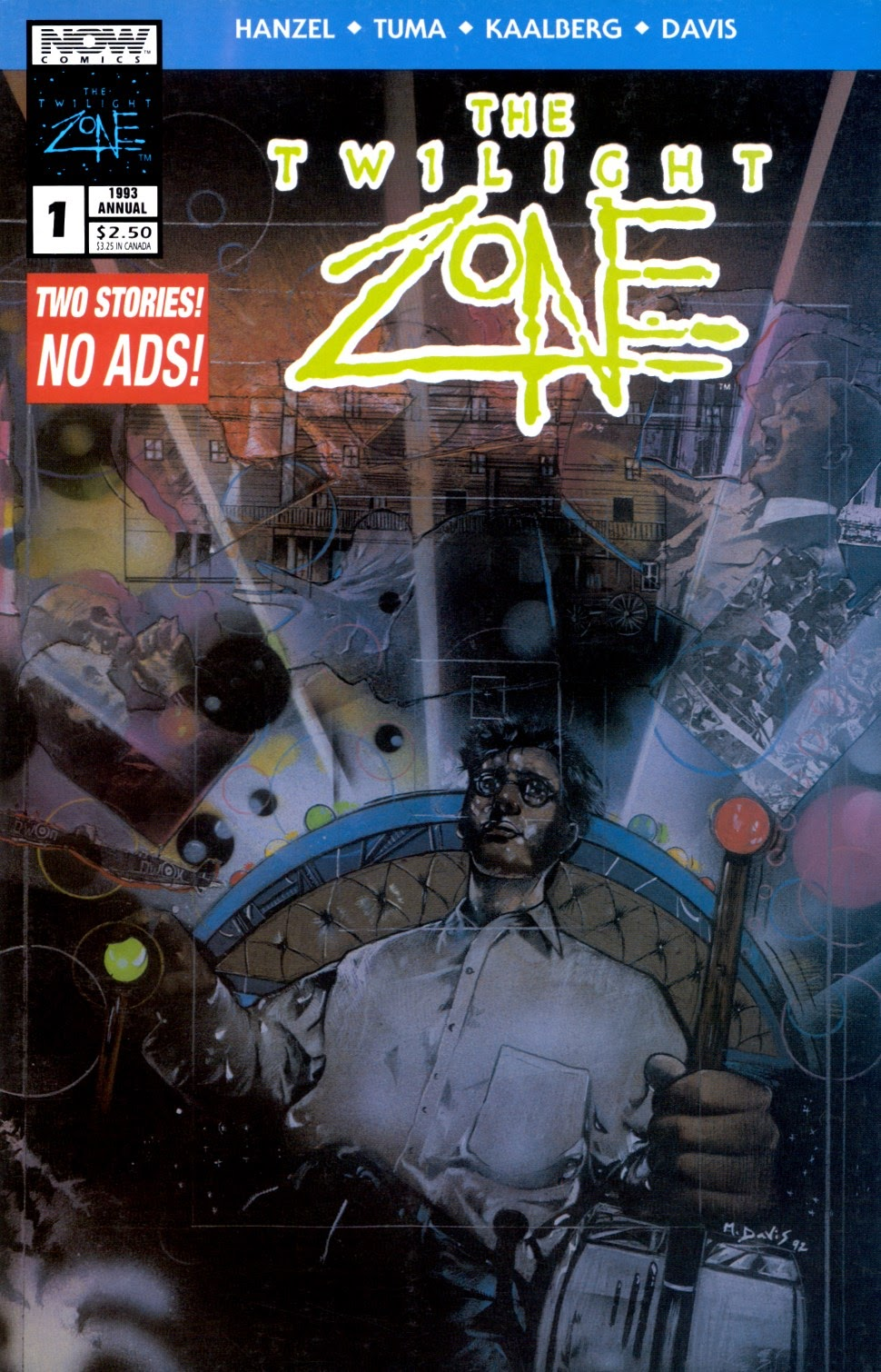 The Twilight Zone (1993) Annual_1 Page 1