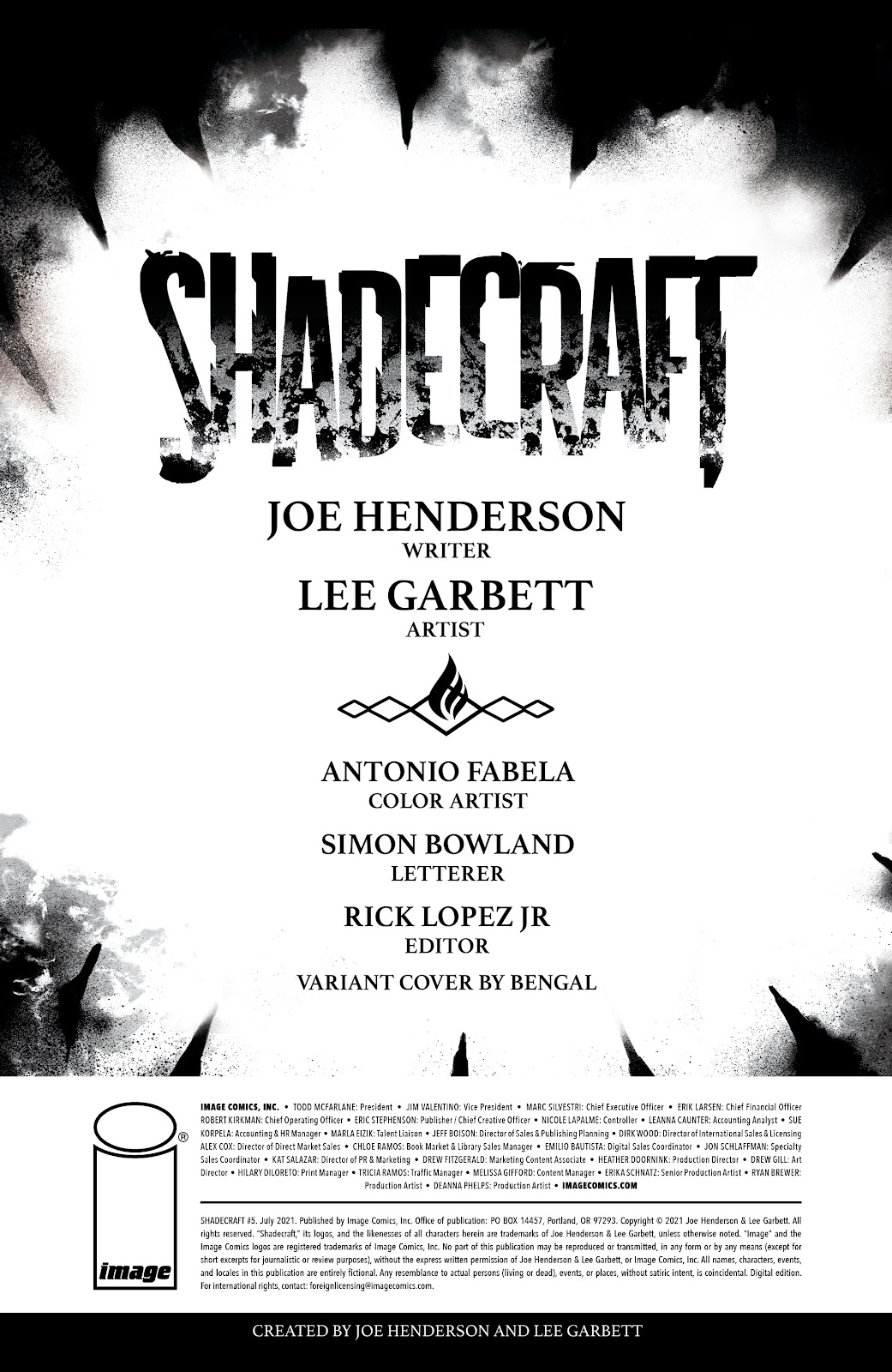 Shadecraft issue 5 - Page 2