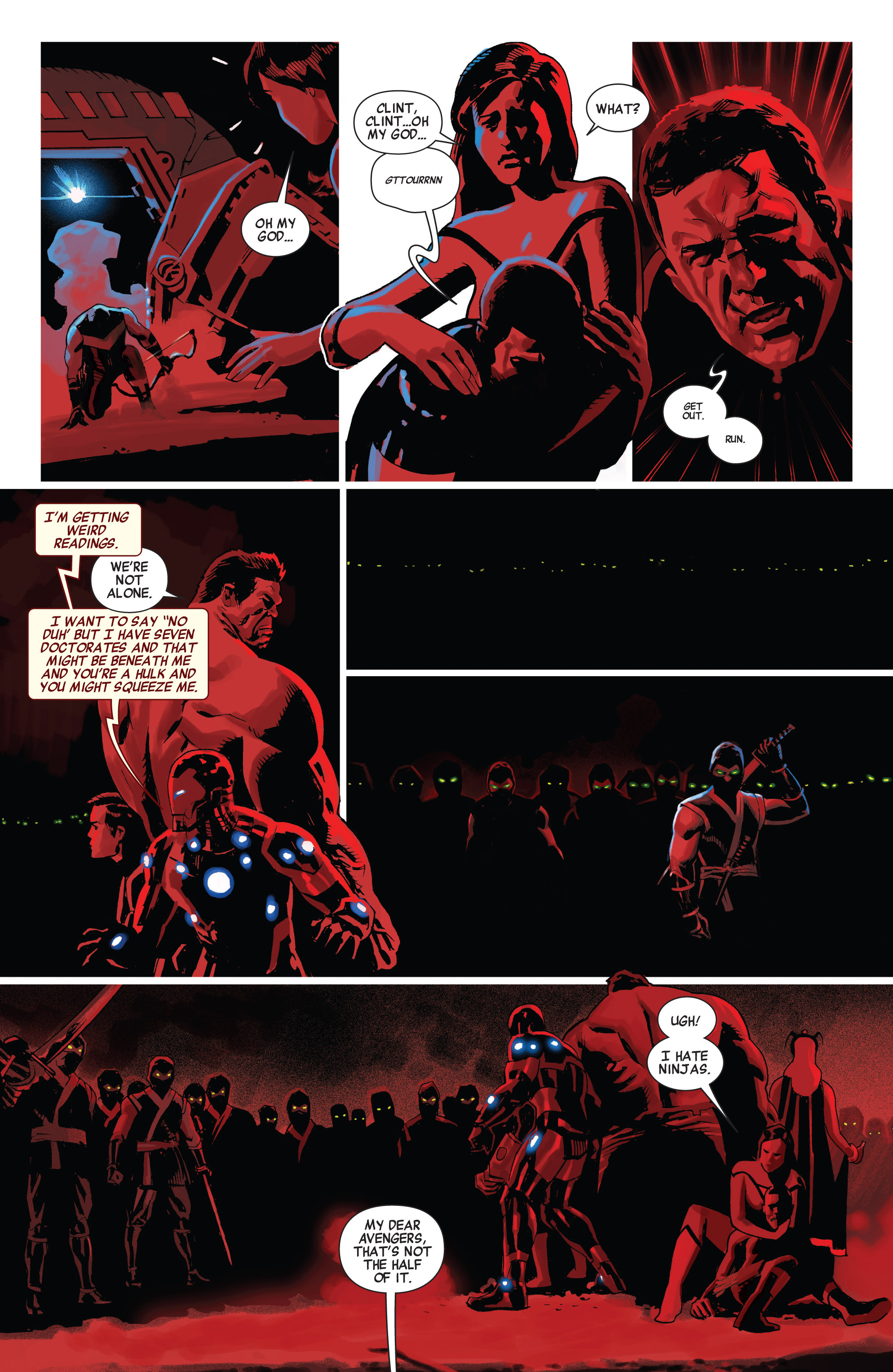 Read online Avengers (2010) comic -  Issue #23 - 18