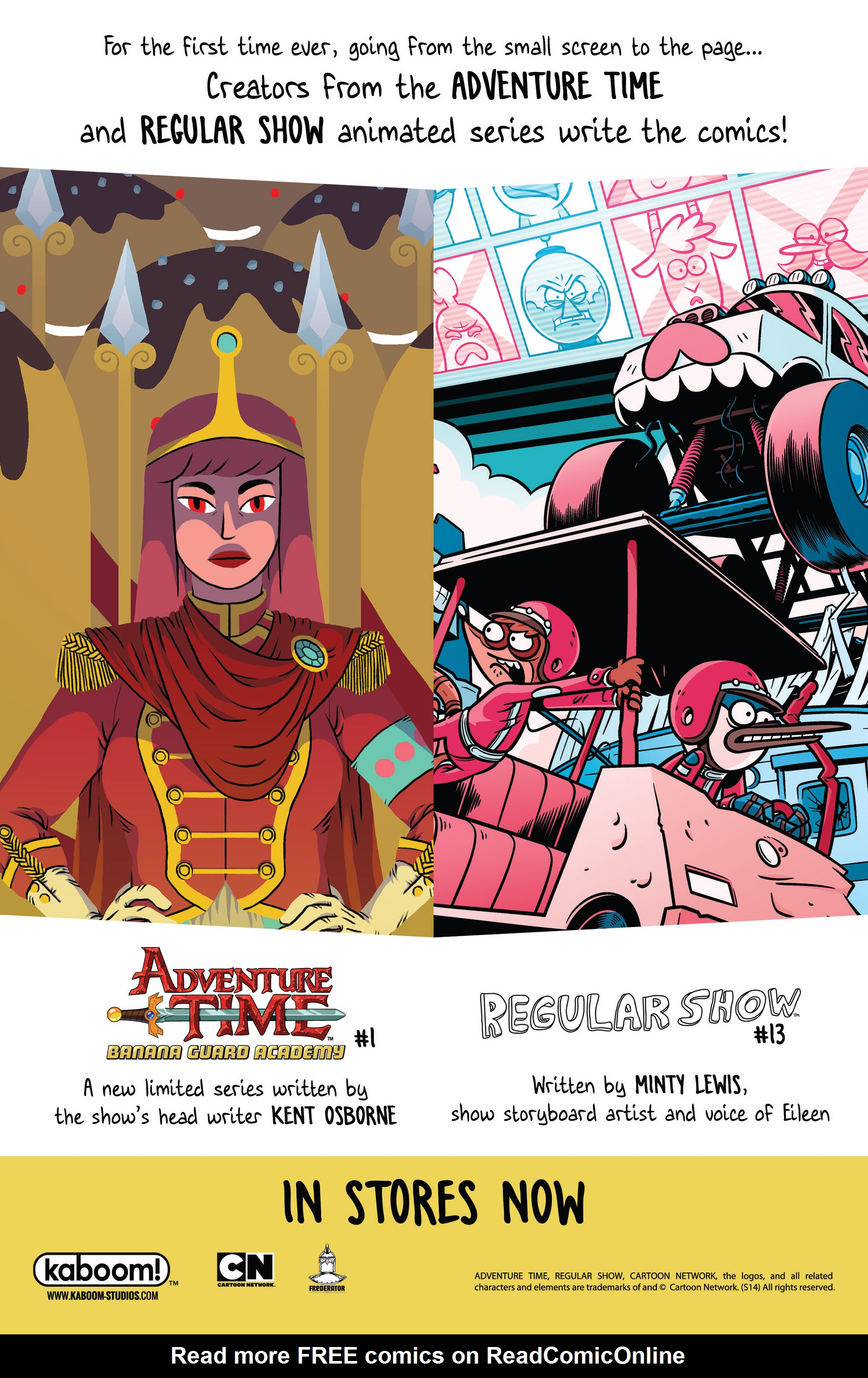 Read online Adventure Time comic -  Issue #31 - 28