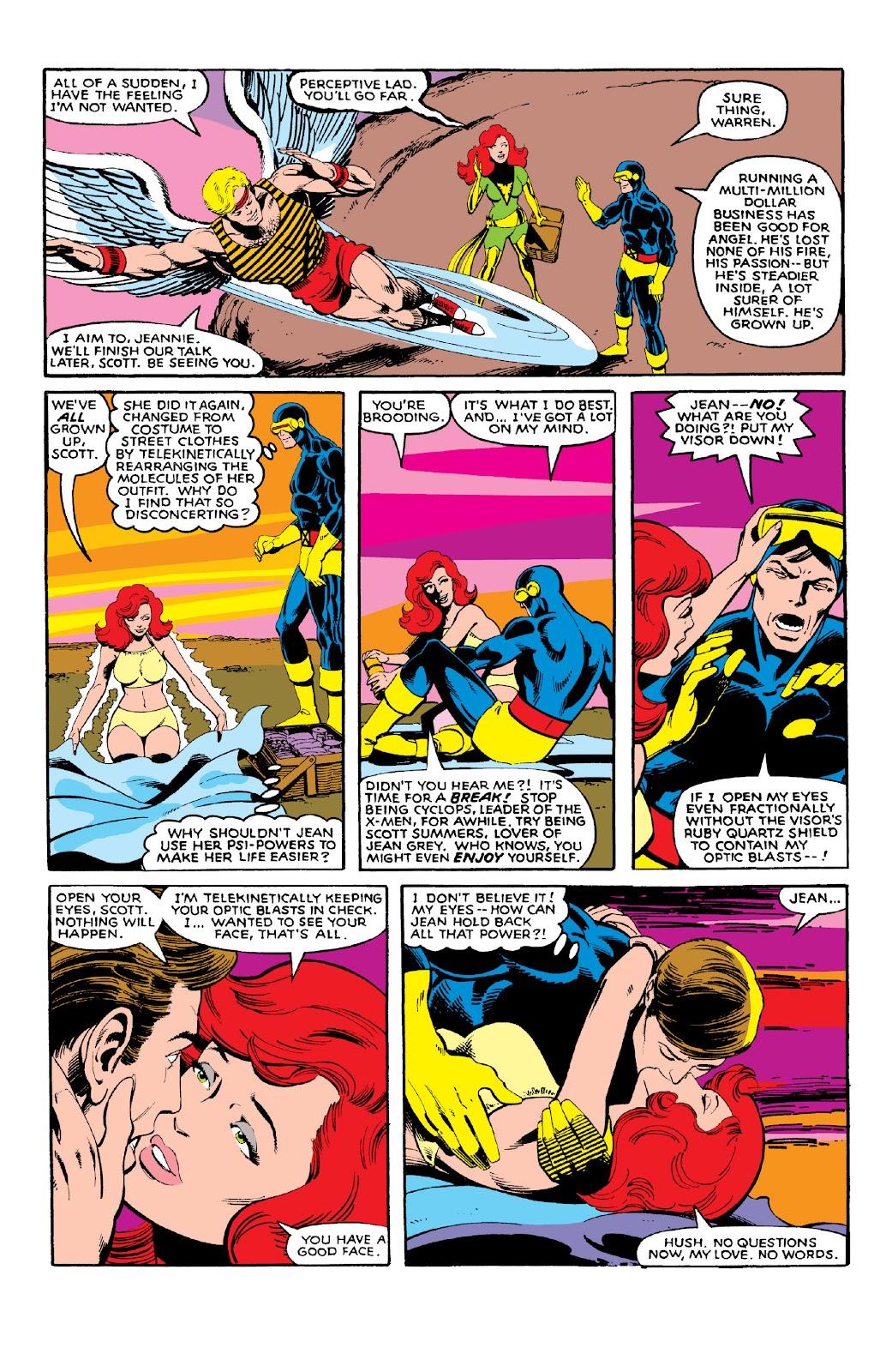 Read online X-Men Milestones: Dark Phoenix Saga comic -  Issue # TPB (Part 1) - 64
