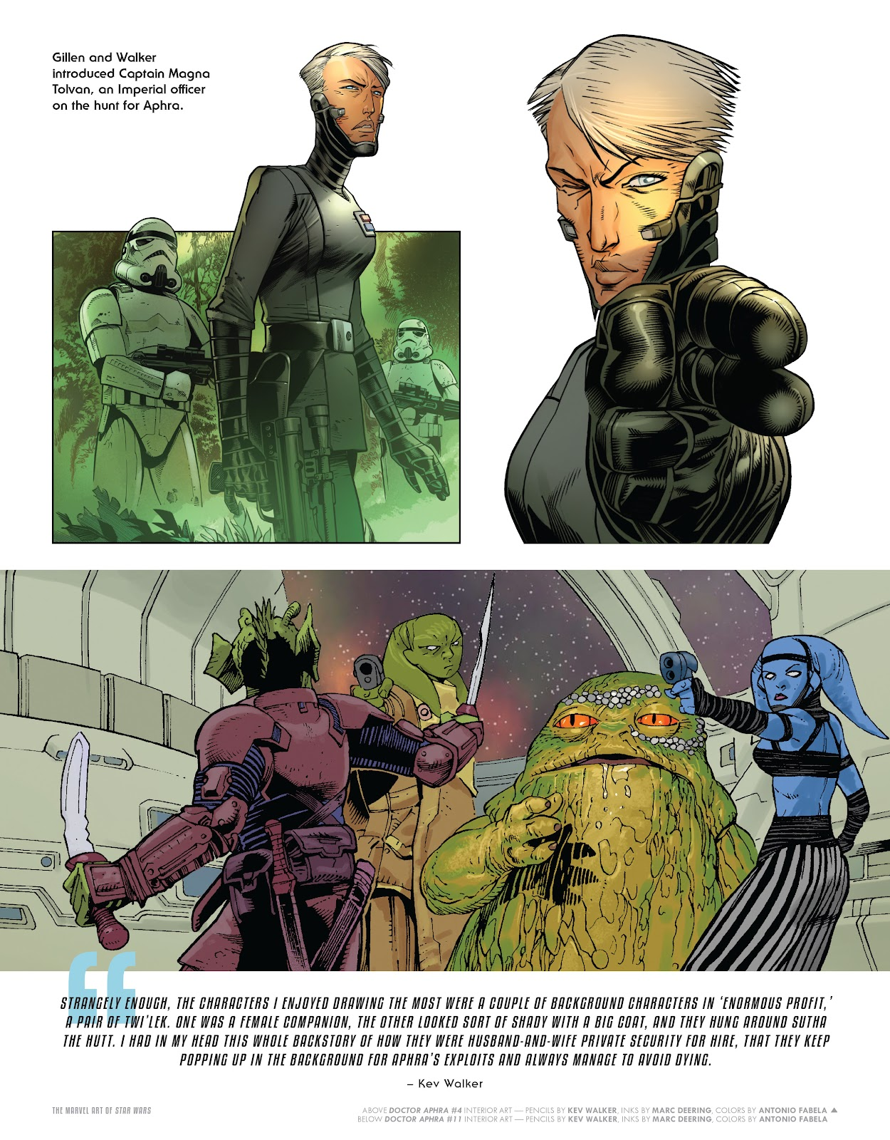 Read online The Marvel Art of Star Wars comic -  Issue # TPB (Part 2) - 73