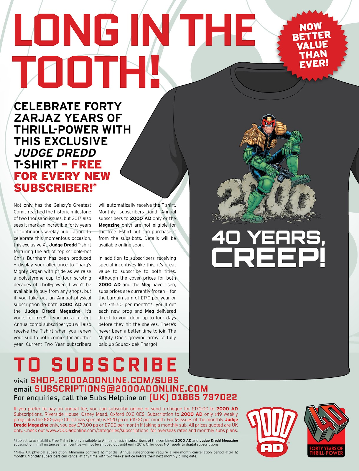 Read online 2000 AD comic -  Issue #2032 - 31
