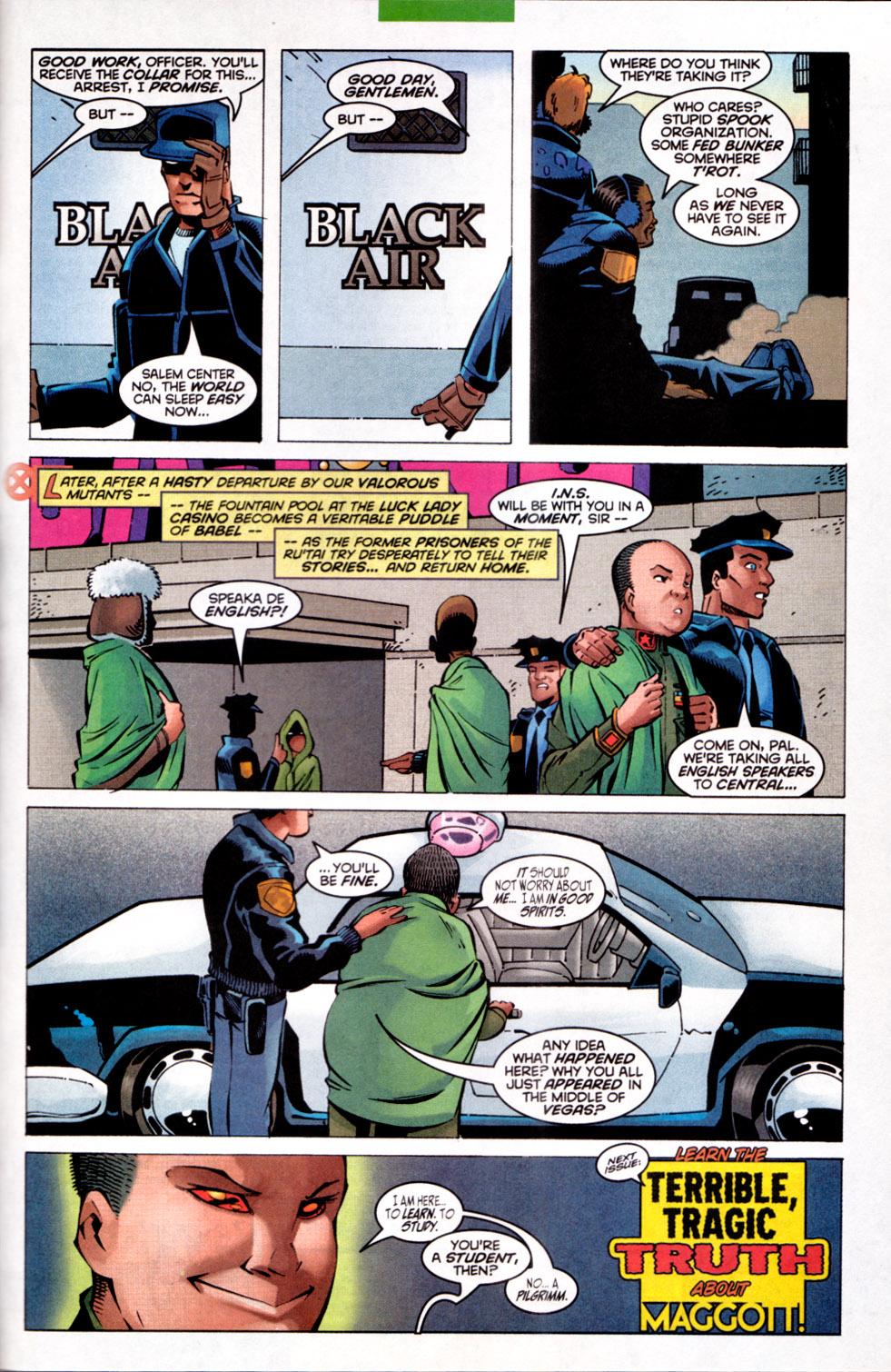 X-Men (1991) 75 Page 39