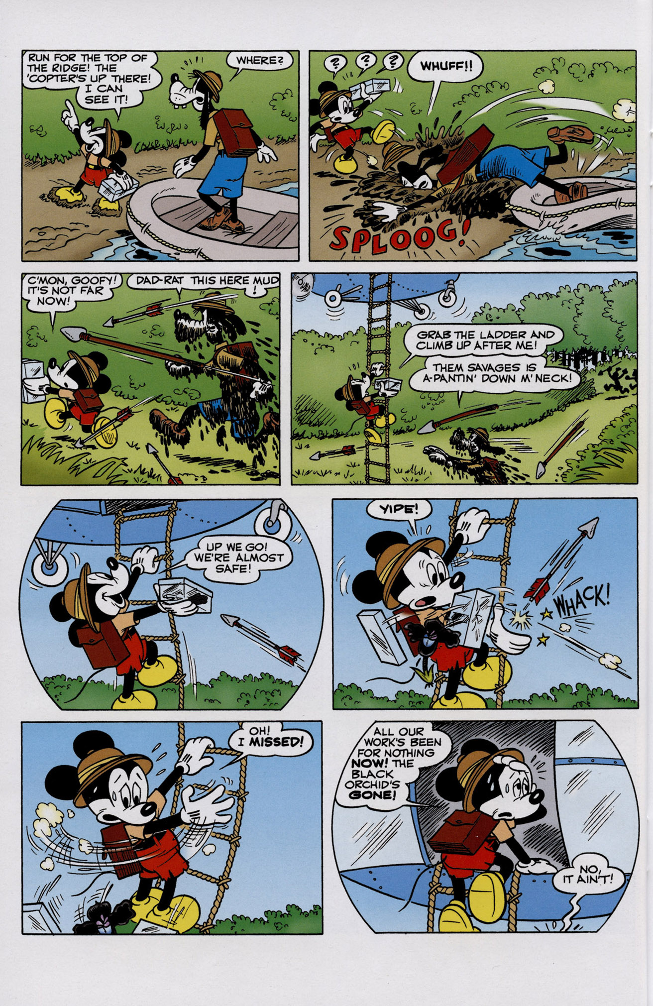 Read online Mickey Mouse (2011) comic -  Issue #307 - 20