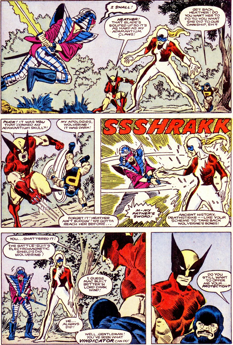 Read online Alpha Flight (1983) comic -  Issue #34 - 21