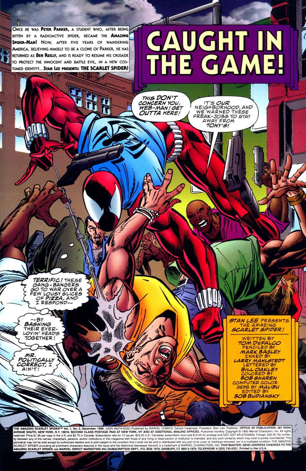 Read online Amazing Scarlet Spider comic -  Issue #2 - 4