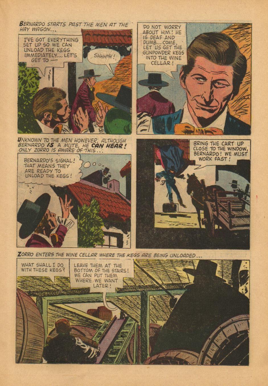 Zorro (1966) issue 2 - Page 15