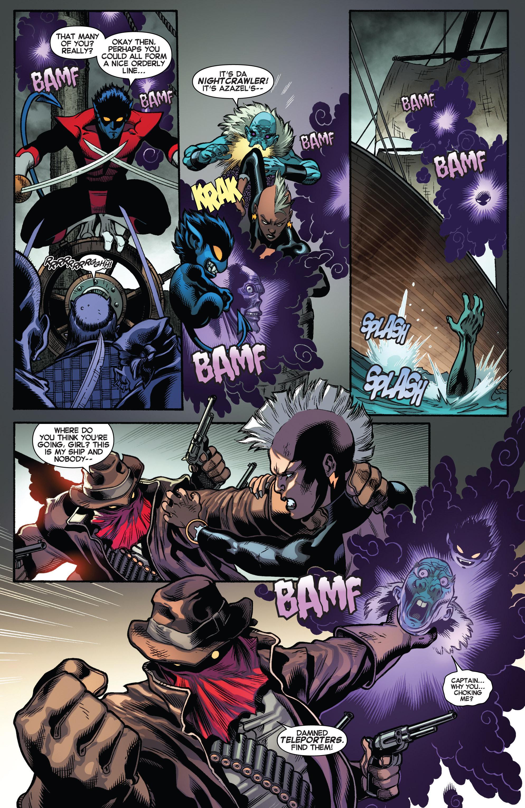 Read online Amazing X-Men (2014) comic -  Issue #3 - 15