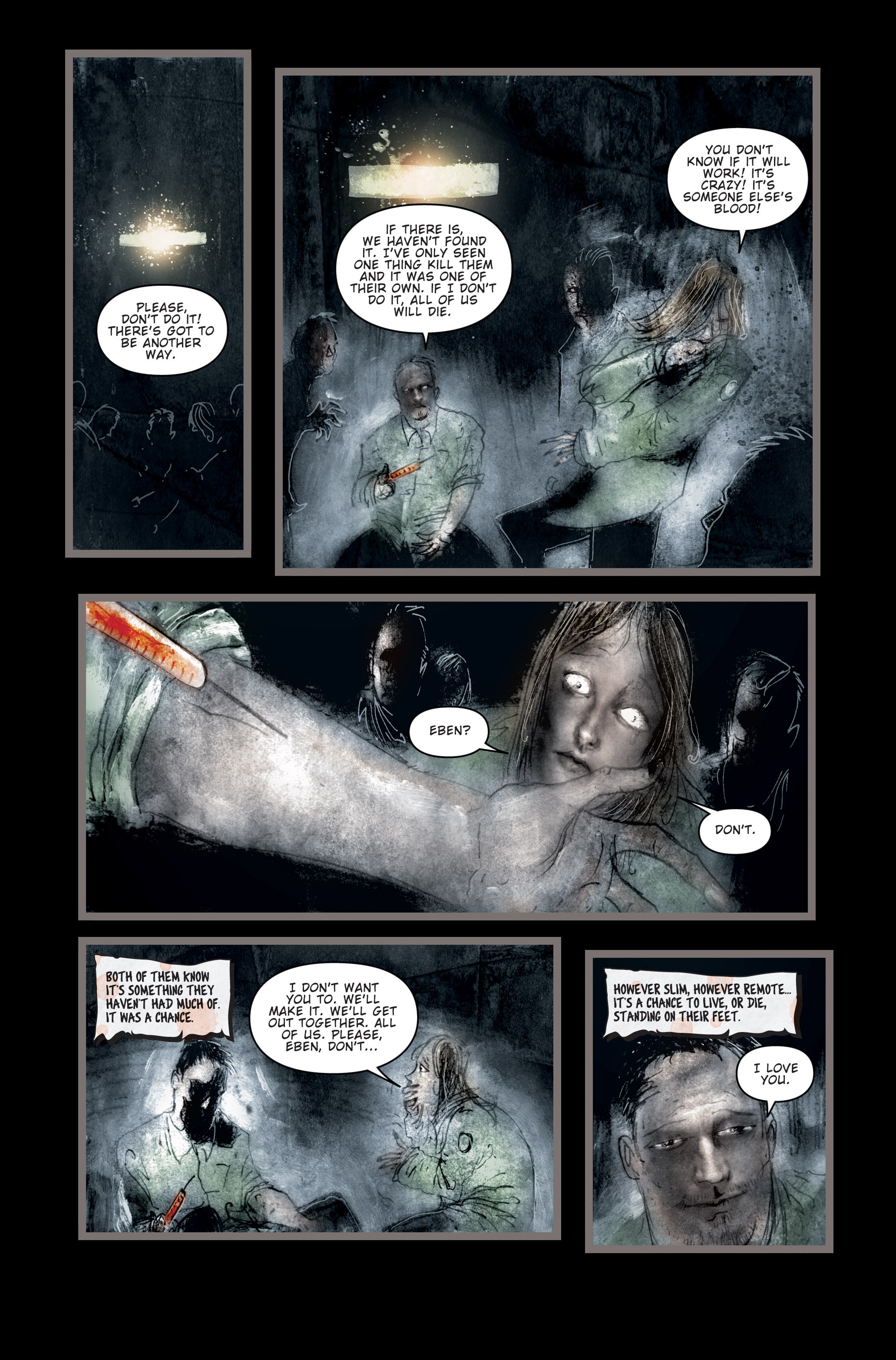 Read online 30 Days of Night (2002) comic -  Issue #3 - 14