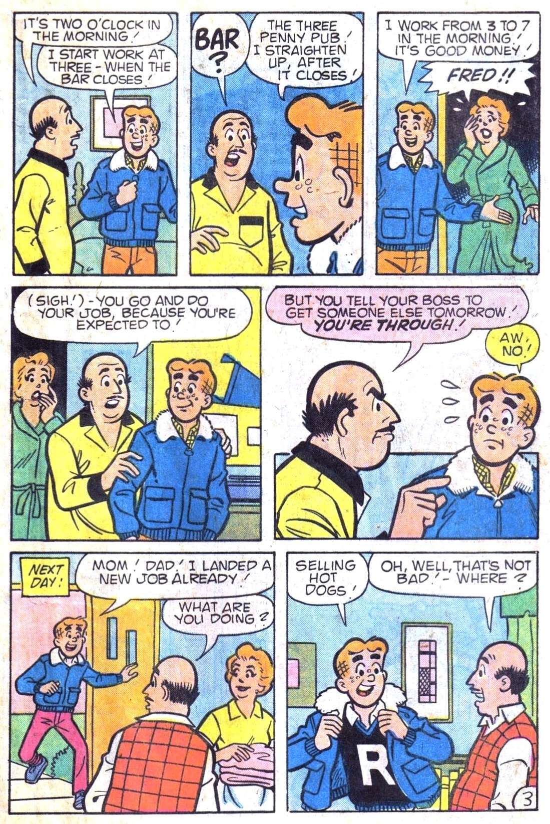 Read online Archie (1960) comic -  Issue #323 - 5
