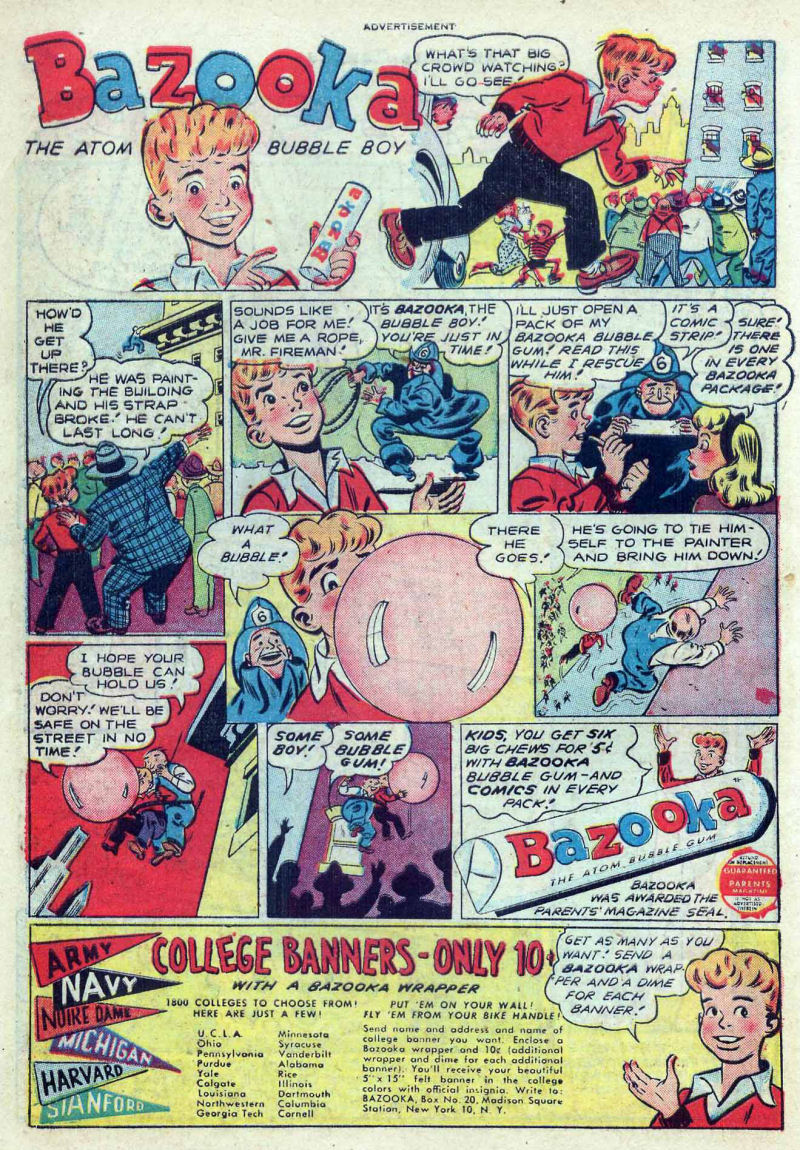 Read online Sensation (Mystery) Comics comic -  Issue #82 - 42