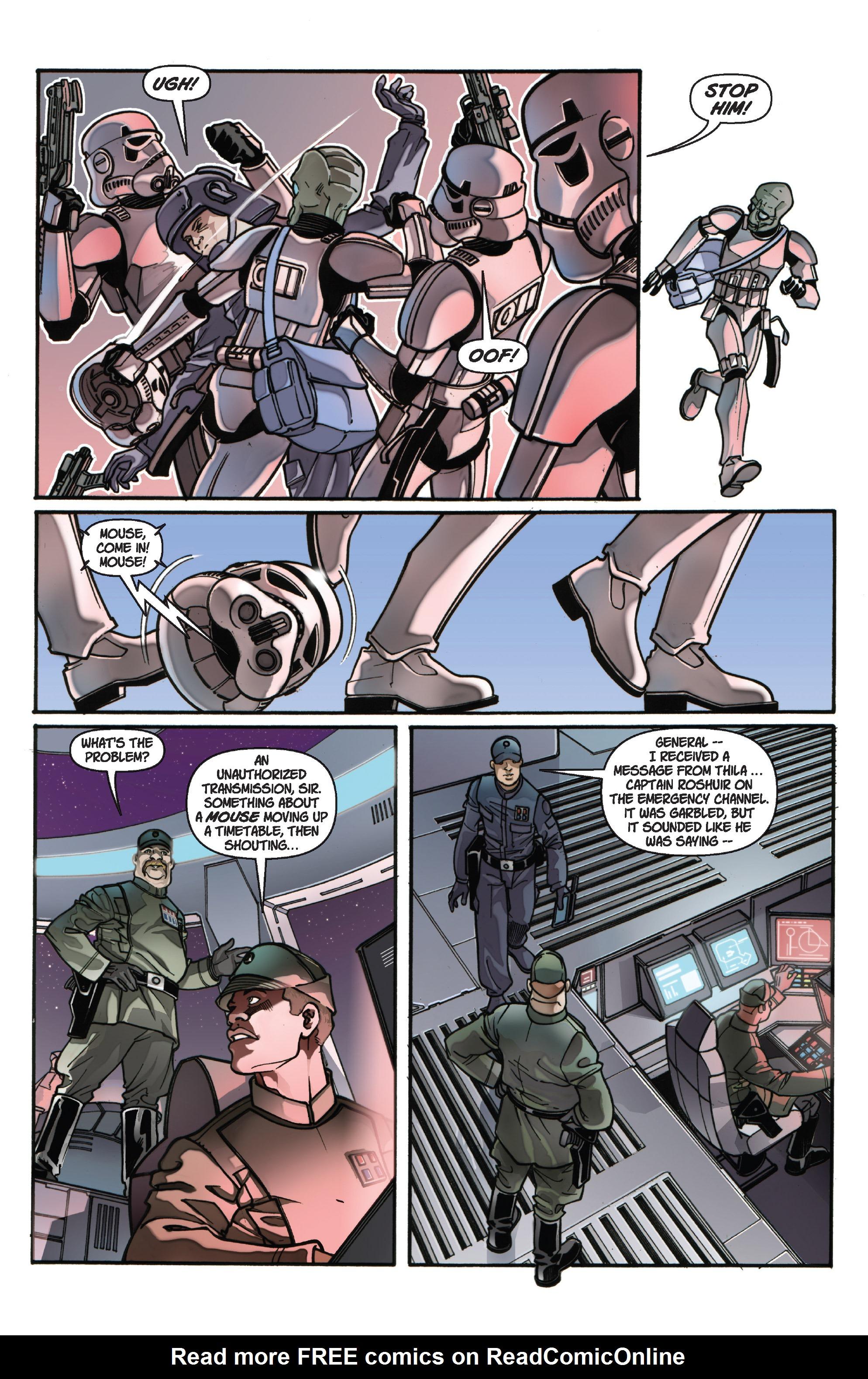 Read online Star Wars Omnibus comic -  Issue # Vol. 22 - 284