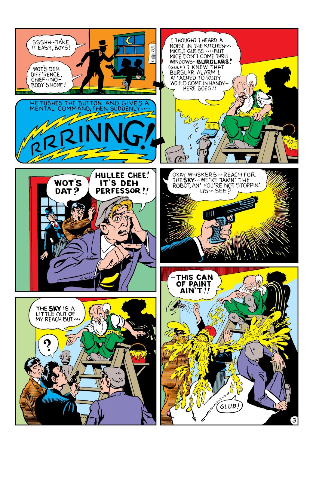 Daring Mystery Comics issue 8 - Page 40