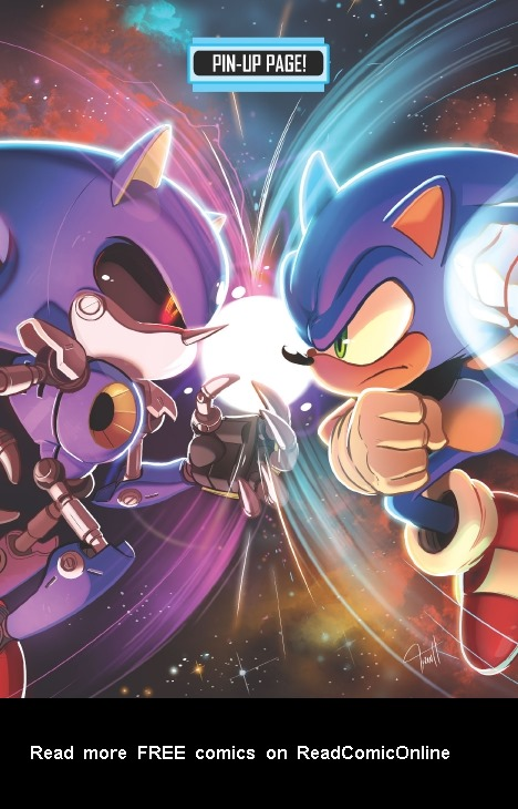 Read online Sonic Comics Spectacular: Speed of Sound comic -  Issue # Full - 79