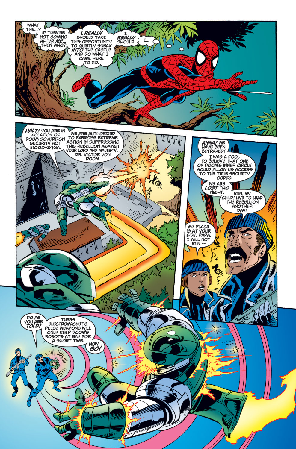 The Amazing Spider-Man (1999) 15 Page 7