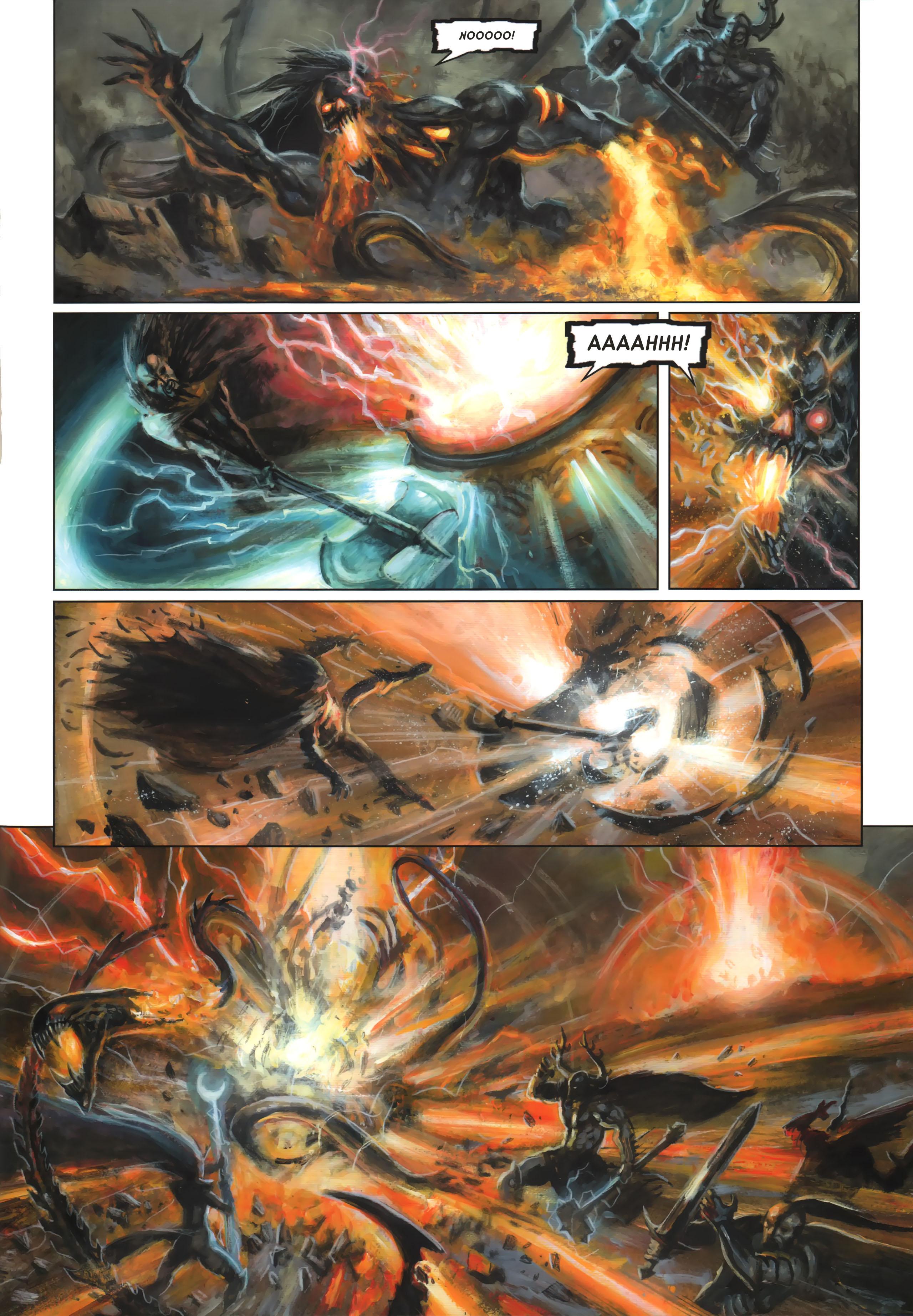 Read online Arawn comic -  Issue #6 - 22