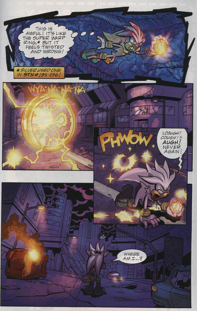 Read online Sonic Universe comic -  Issue #25 - 23