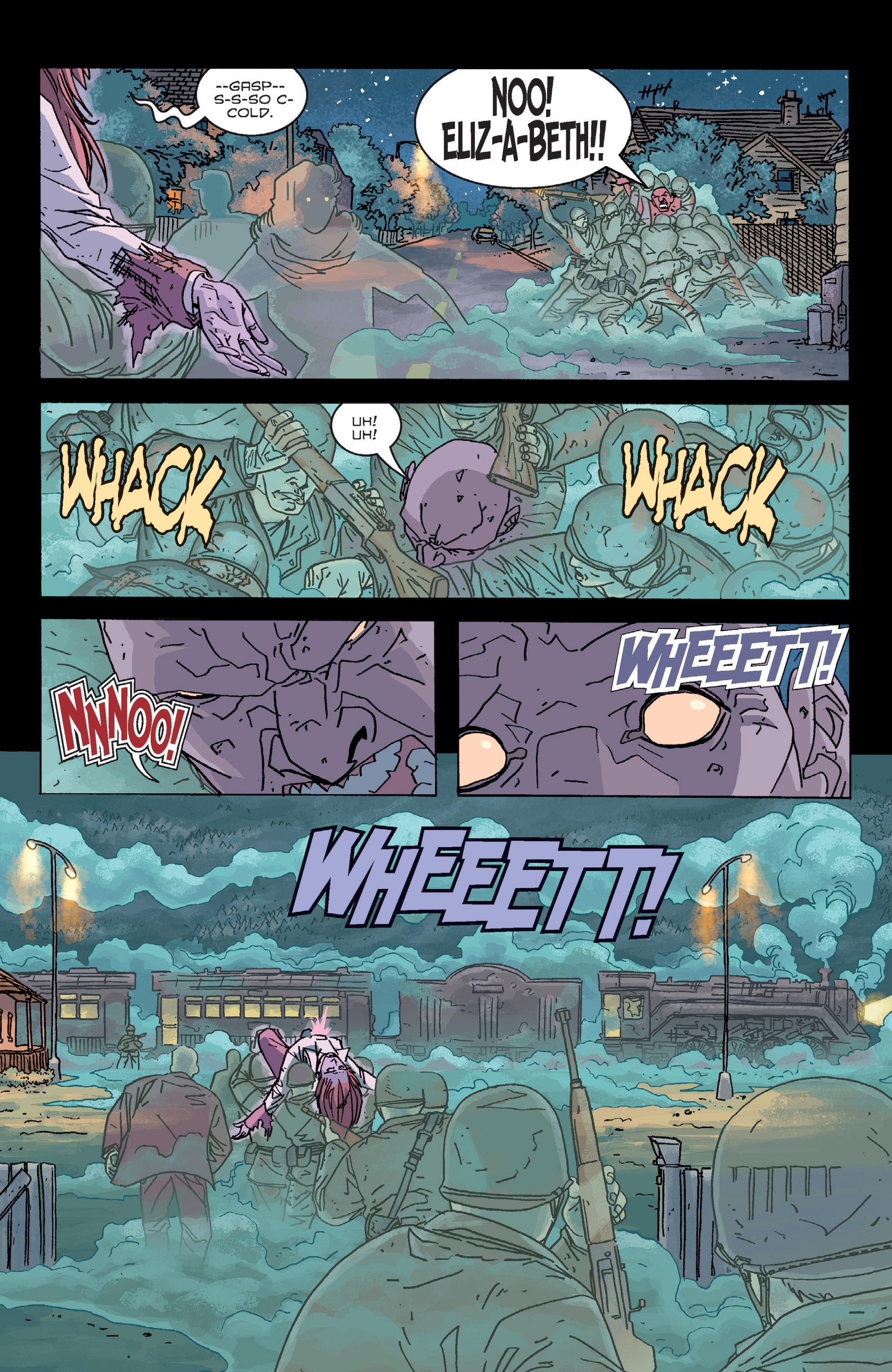 Read online B.P.R.D. (2003) comic -  Issue # TPB 2 - 76