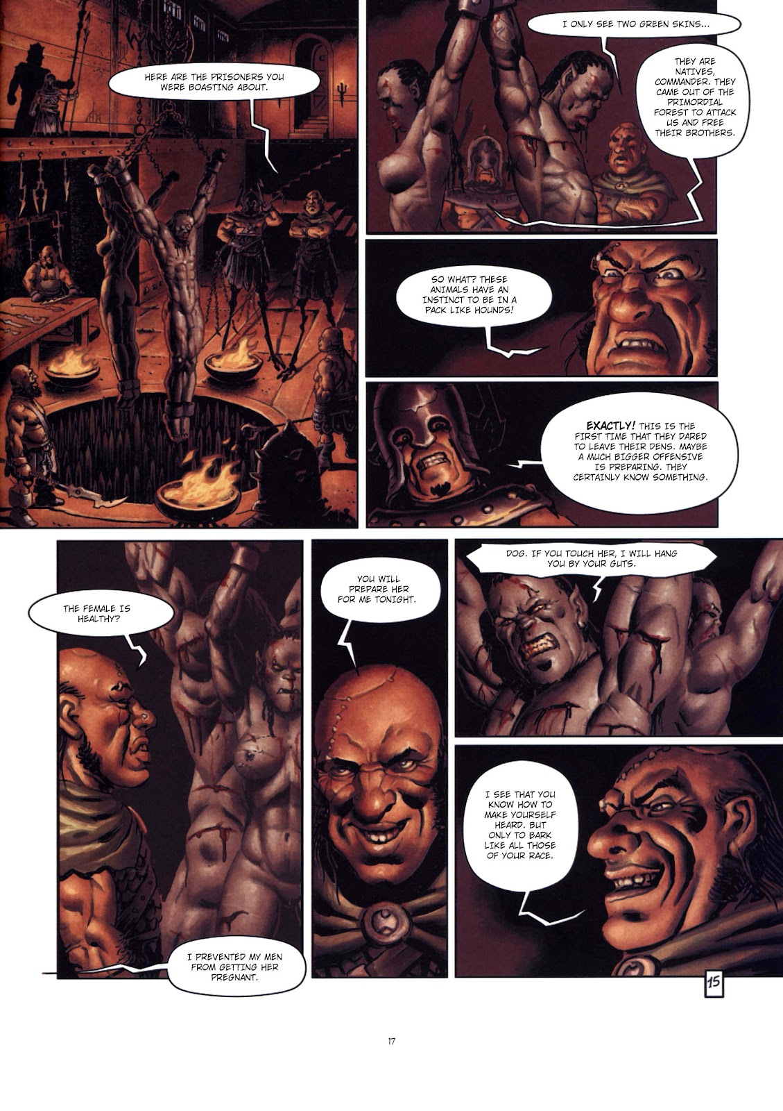 Read online Orks comic -  Issue #2 - 18