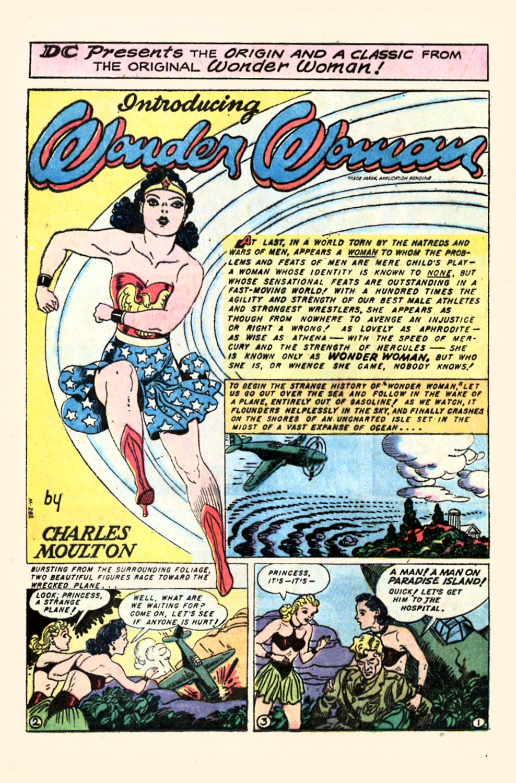 Read online Wonder Woman (1942) comic -  Issue #196 - 29