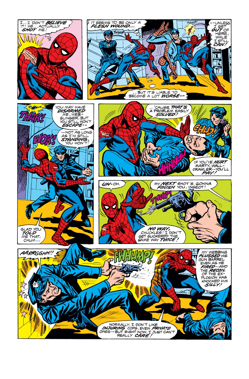The Amazing Spider-Man (1963) 173 Page 2