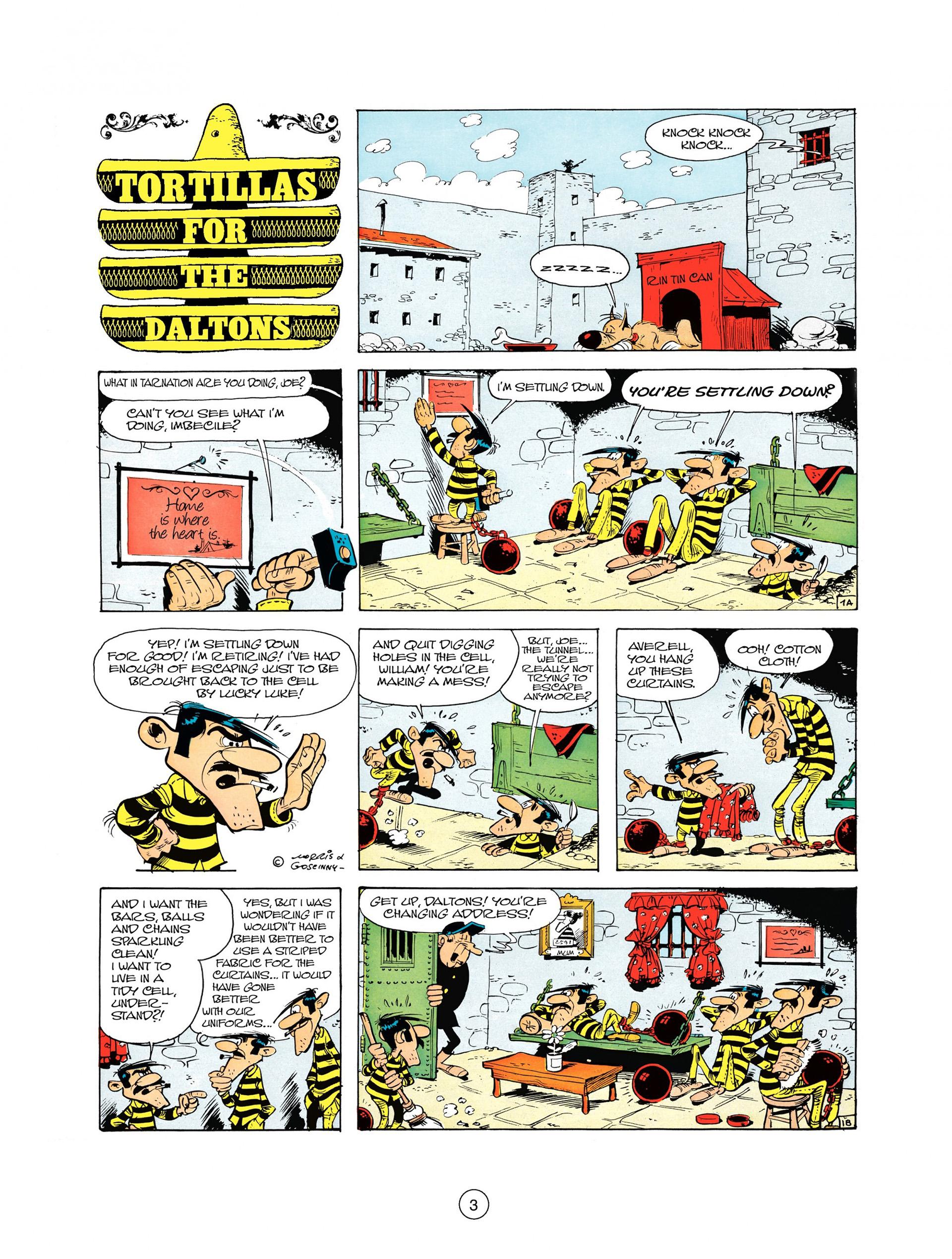 Read online A Lucky Luke Adventure comic -  Issue #10 - 3