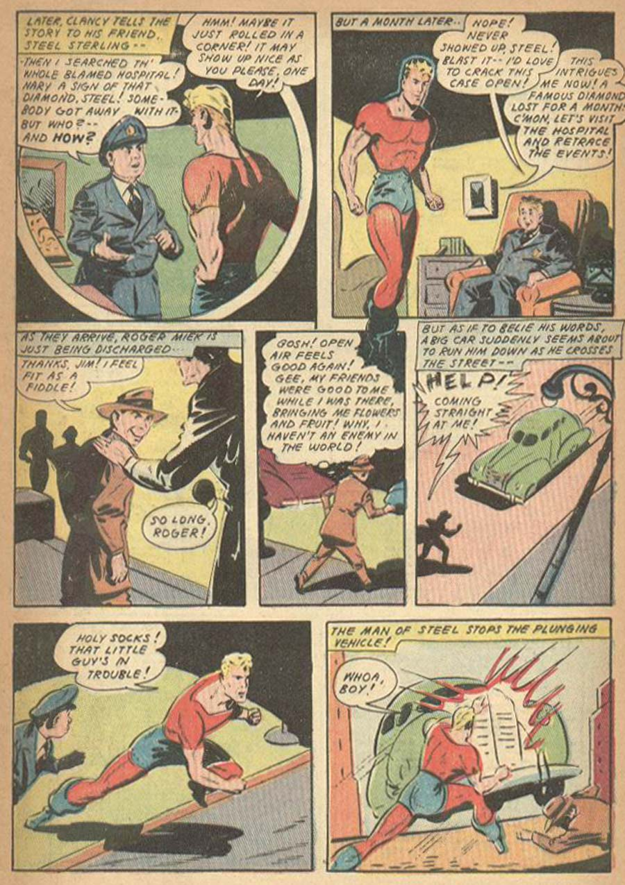 Zip Comics issue 47 - Page 8