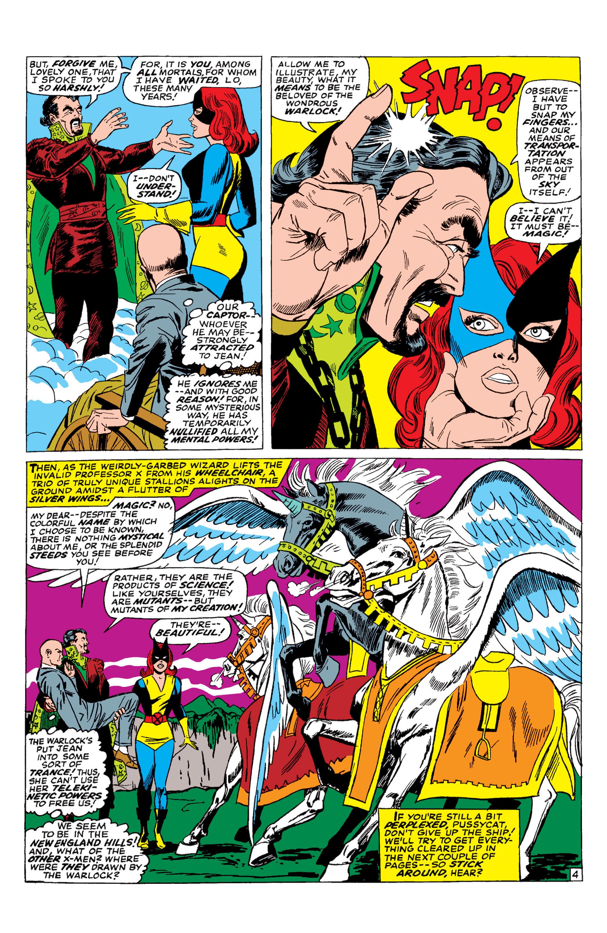 Uncanny X-Men (1963) 30 Page 4