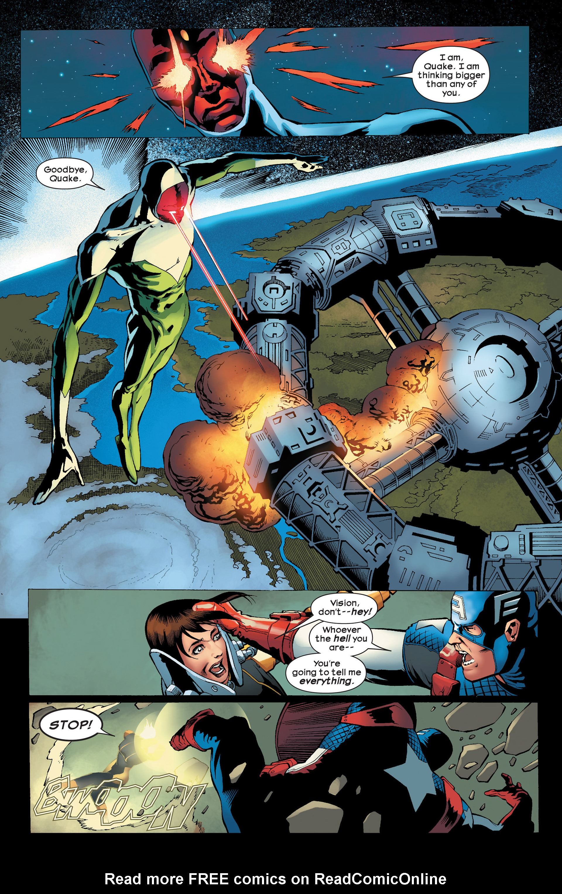 Read online Ultimate Comics Ultimates comic -  Issue #23 - 18