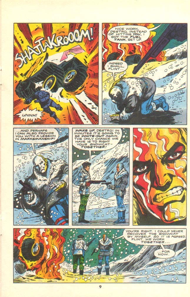 G.I. Joe European Missions issue 8 - Page 8