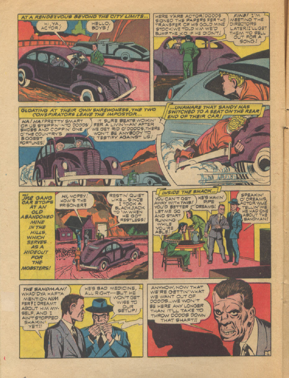 Read online Adventure Comics (1938) comic -  Issue #81 - 6