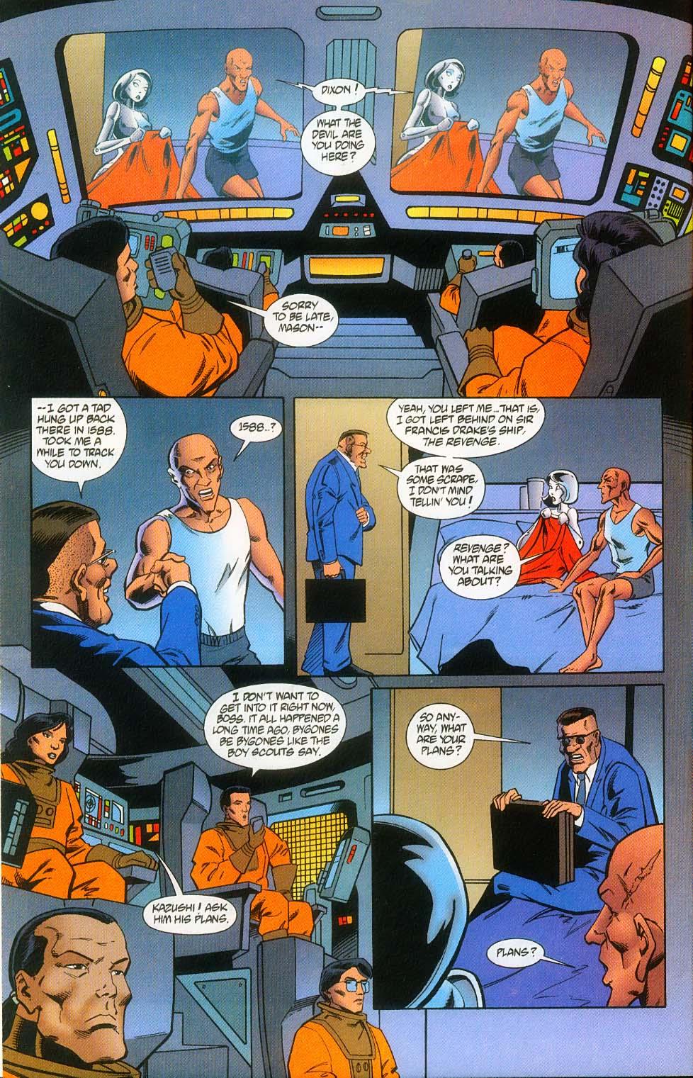 Godzilla (1995) Issue #12 #13 - English 9