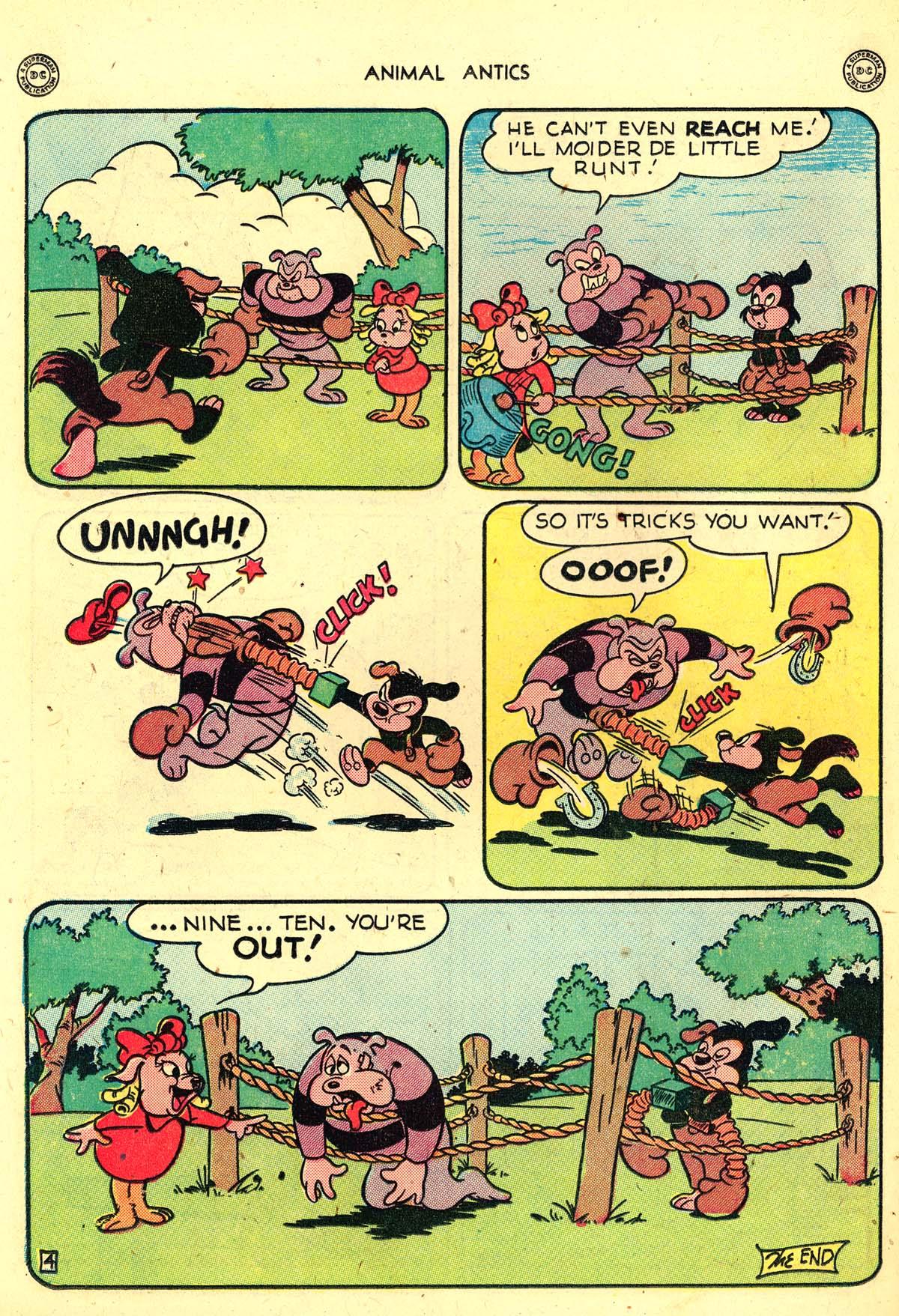 Read online Animal Antics comic -  Issue #13 - 38