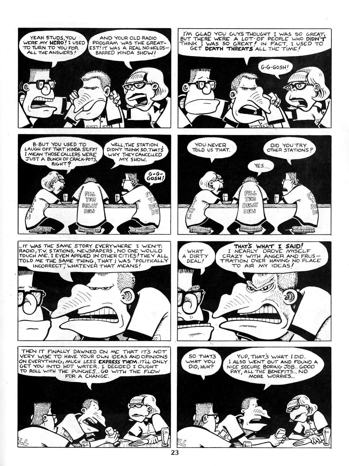 Read online Neat Stuff comic -  Issue #4 - 23