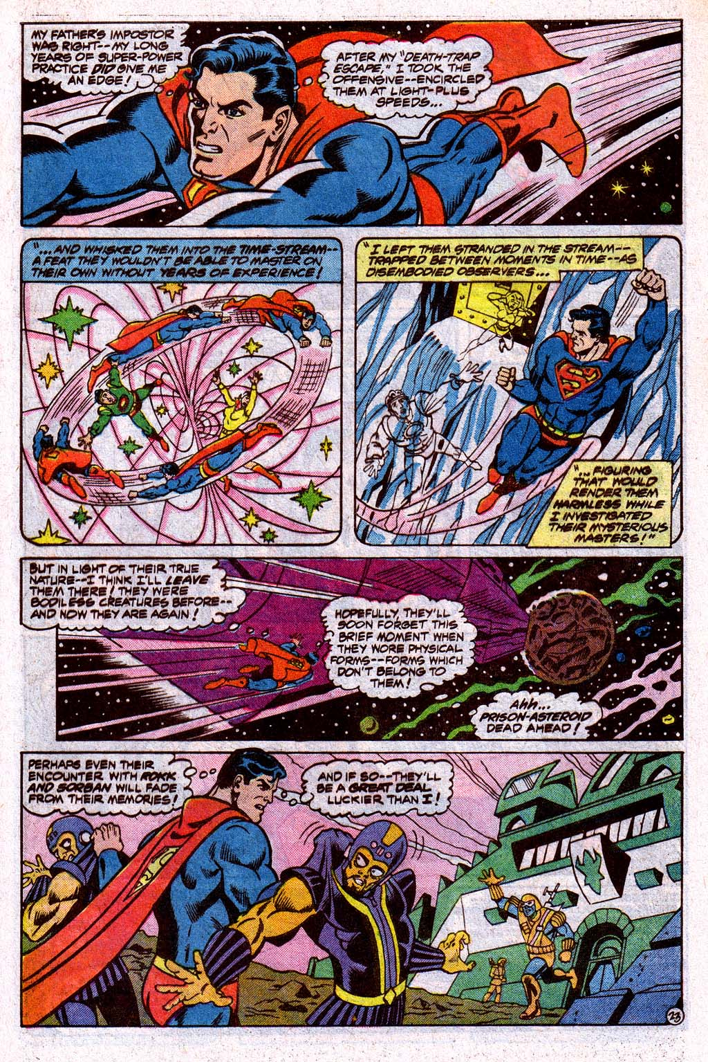 Read online Action Comics (1938) comic -  Issue #582 - 32