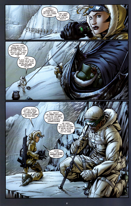 Read online G.I. Joe: Snake Eyes comic -  Issue #3 - 5
