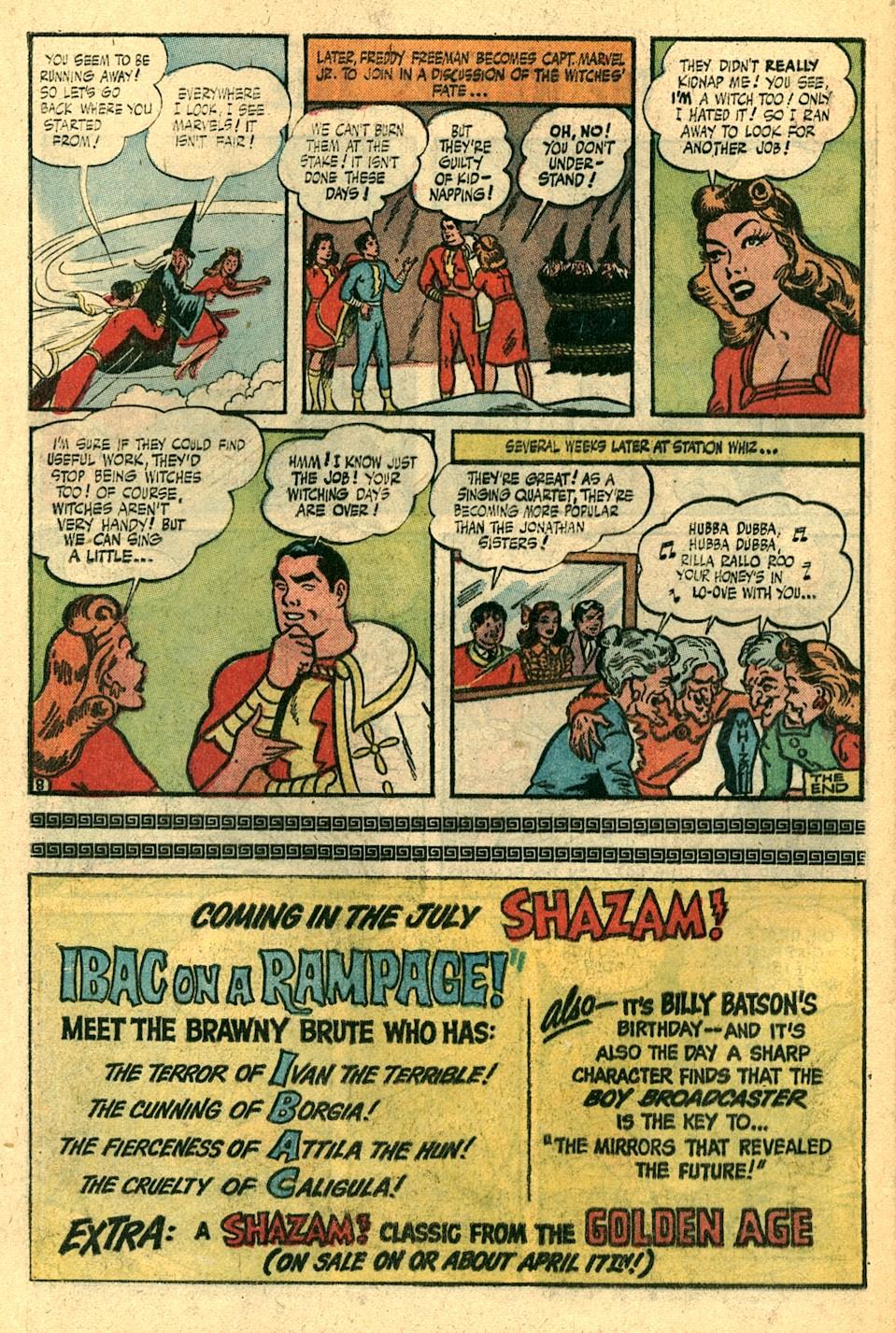 Read online Shazam! (1973) comic -  Issue #3 - 25
