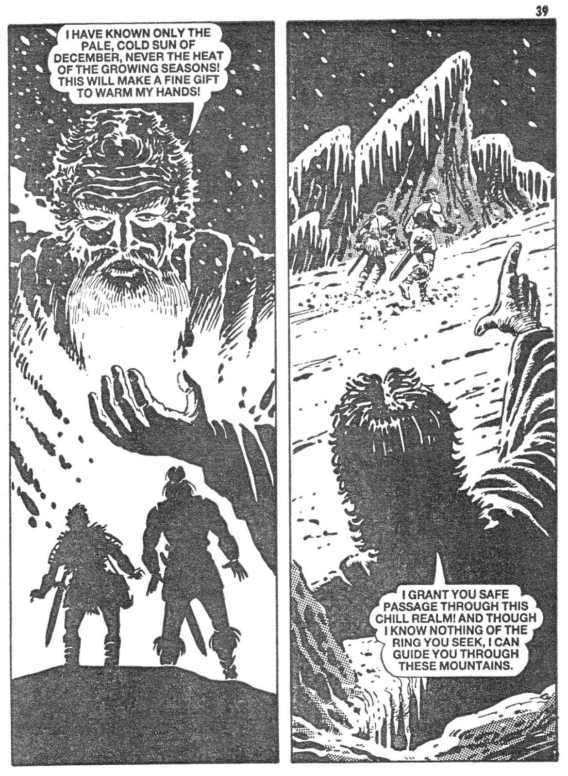 Starblazer issue 209 - Page 40