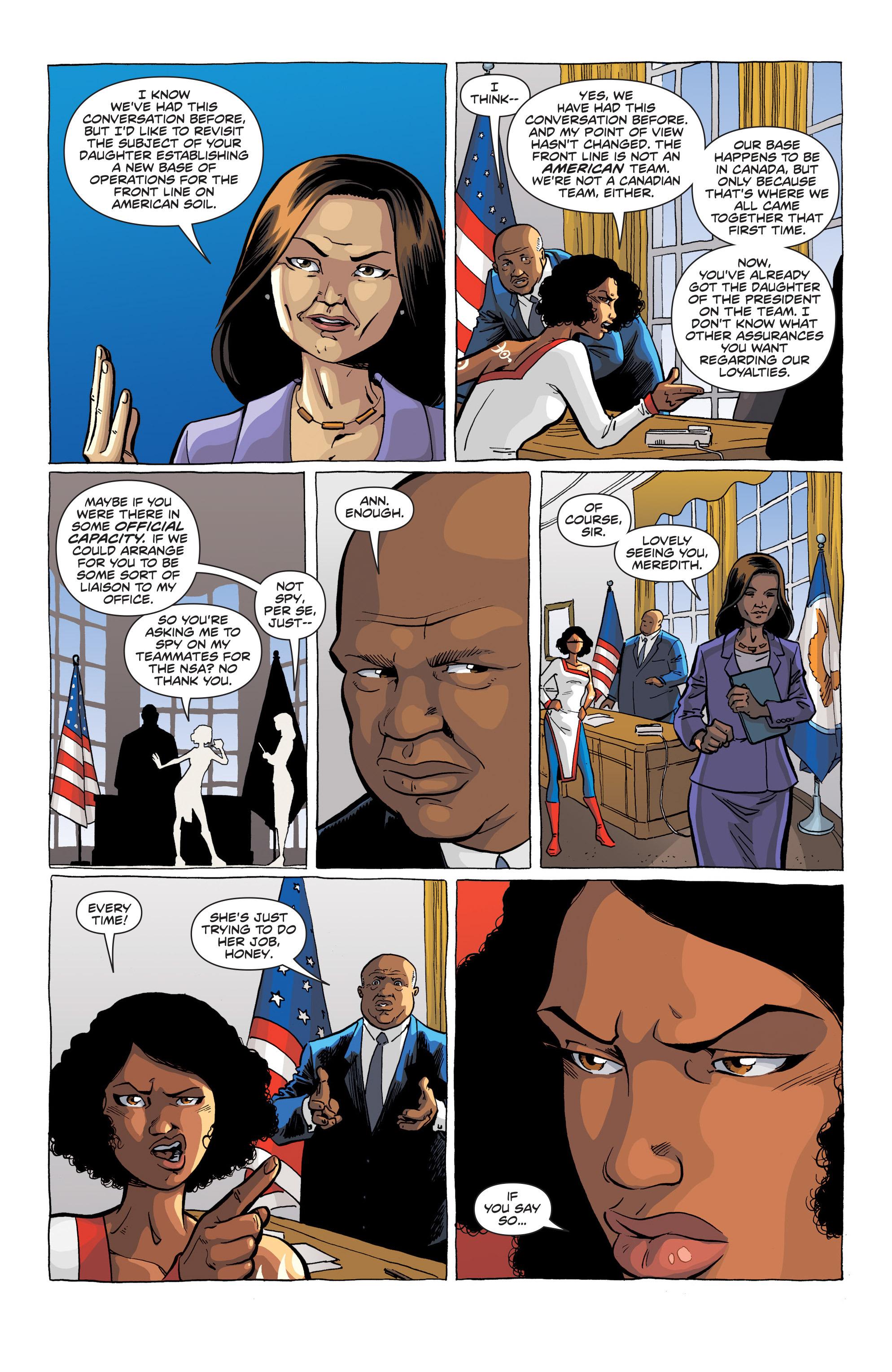 Read online Secret Identities comic -  Issue #1 - 12