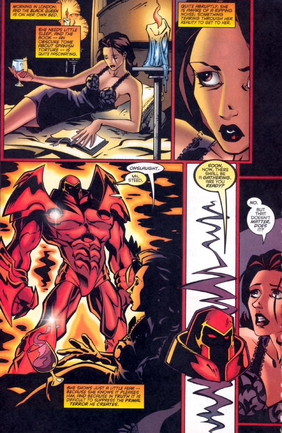 Excalibur (1988) issue 99 - Page 17