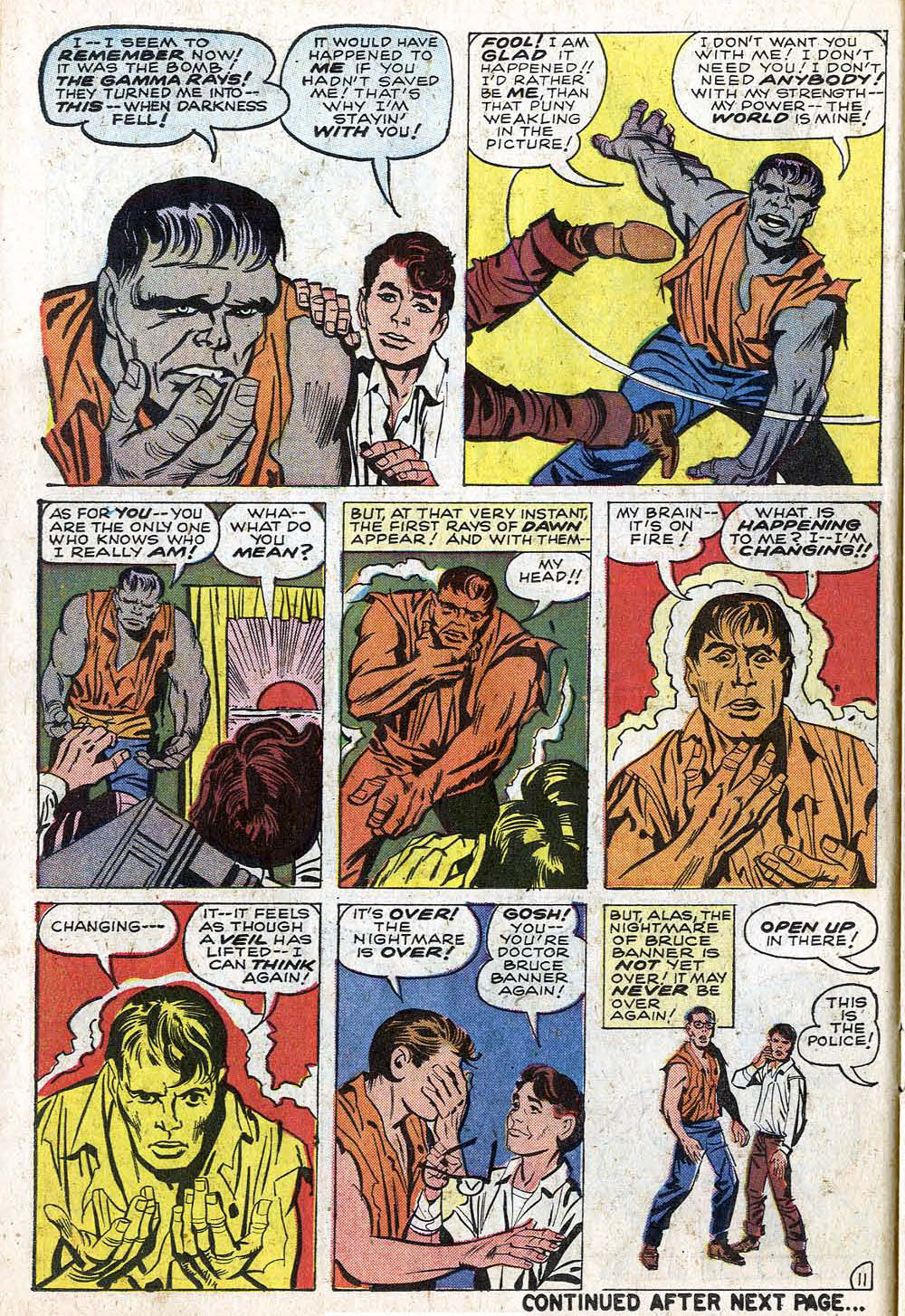 The Incredible Hulk (1962) issue 1 - Page 14