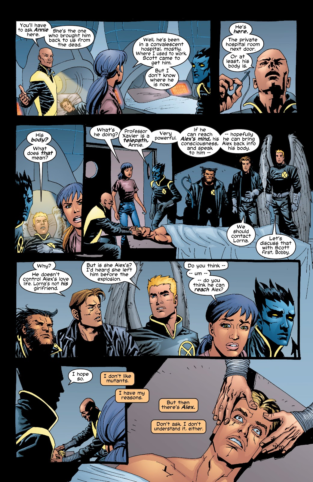Read online X-Men: Unstoppable comic -  Issue # TPB (Part 1) - 88