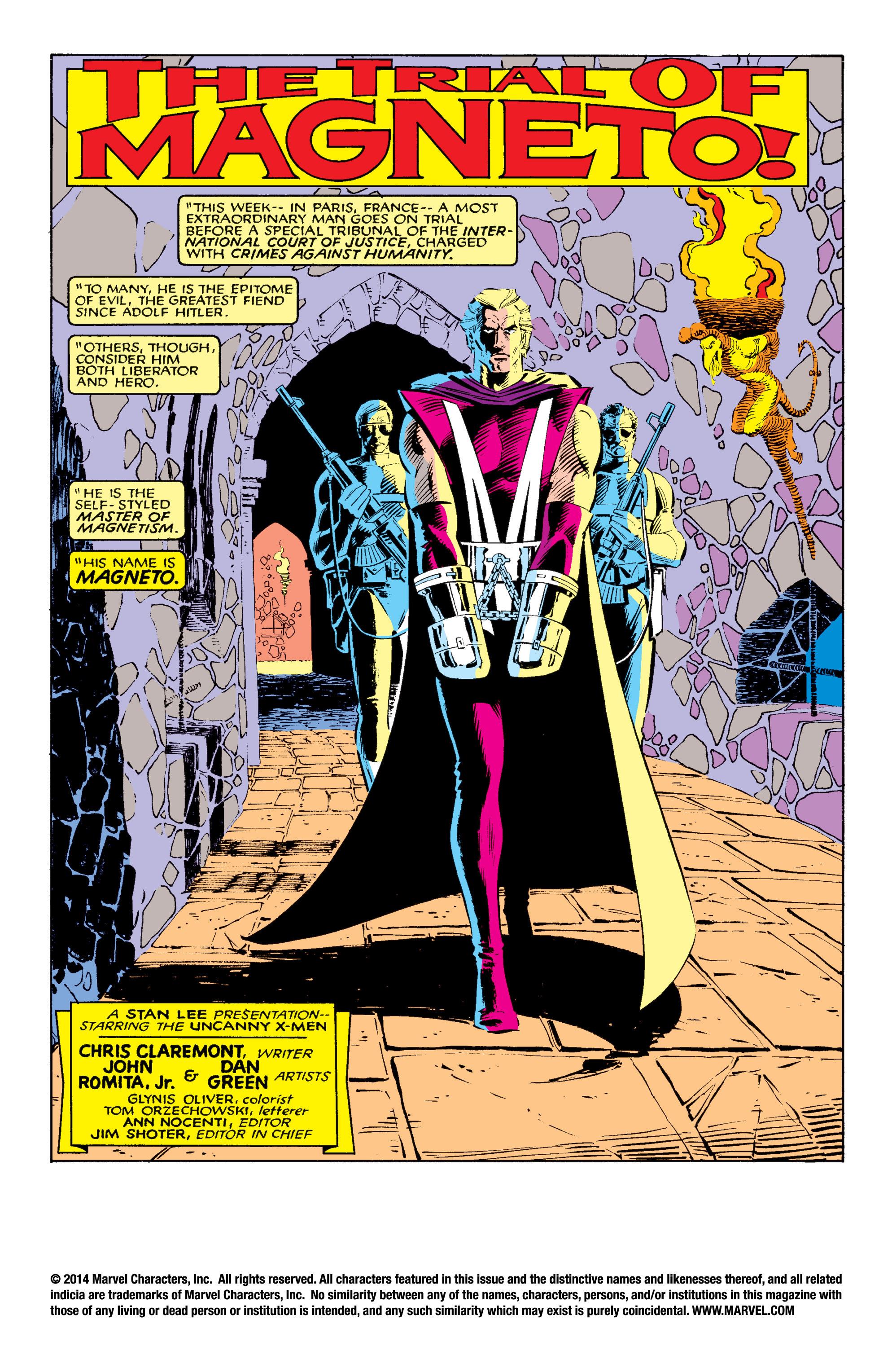 Read online Uncanny X-Men (1963) comic -  Issue #200 - 2