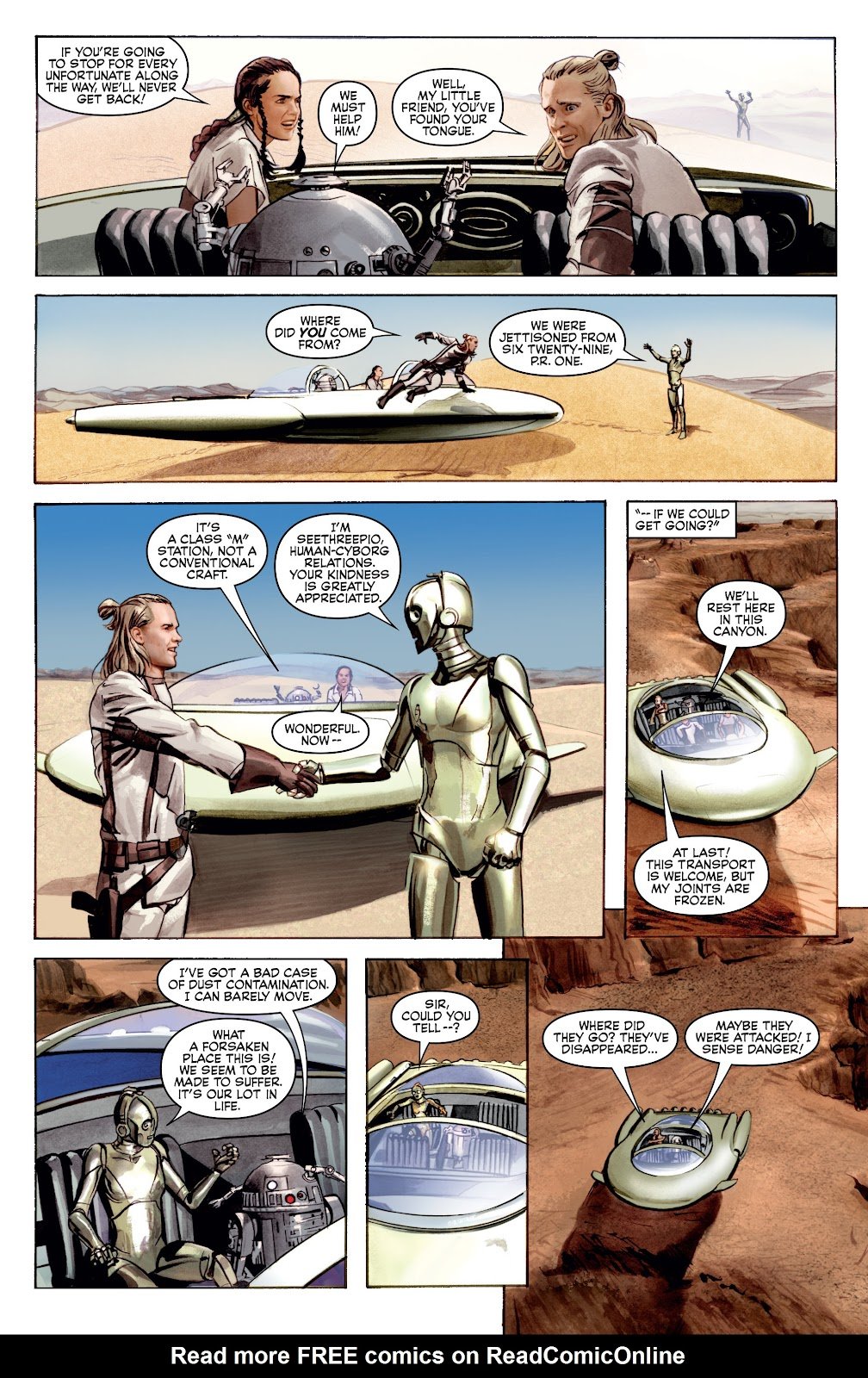 Read online Star Wars Legends: Infinities - Epic Collection comic -  Issue # TPB (Part 4) - 52