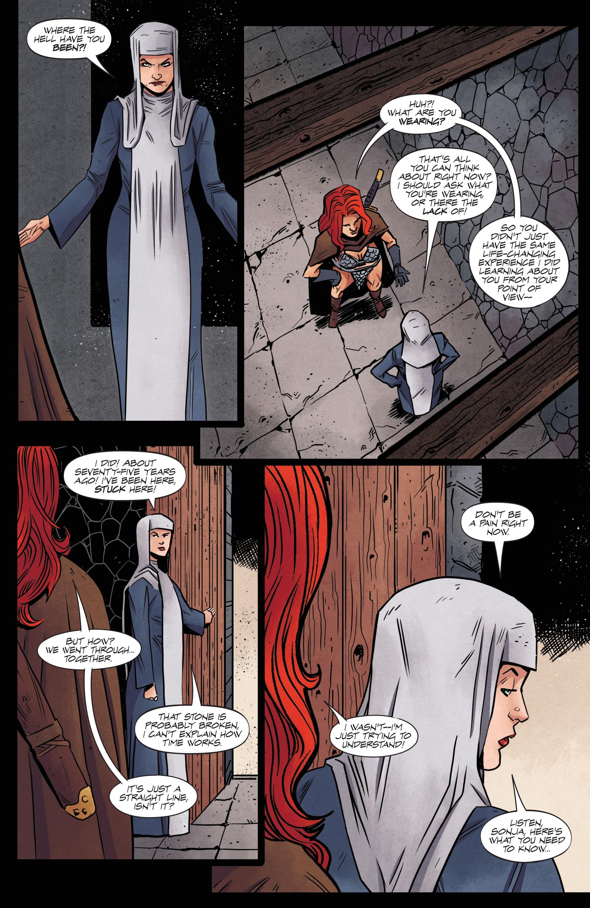 Vampirella/Red Sonja issue 6 - Page 16