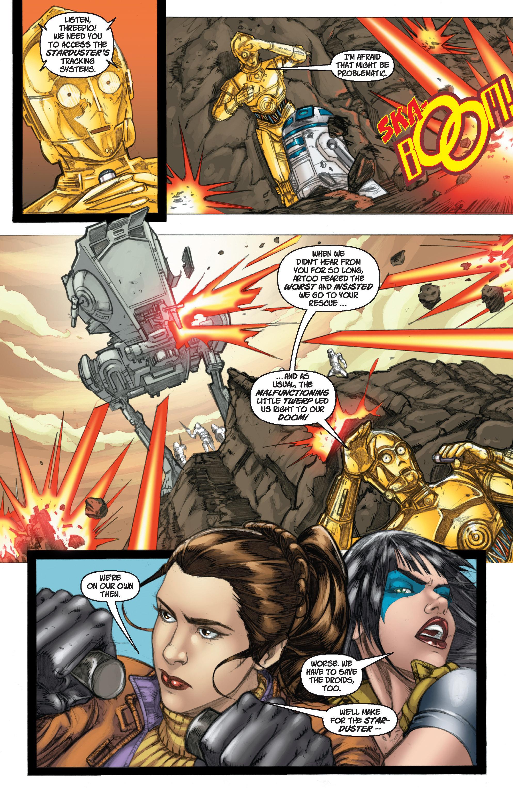 Read online Star Wars Omnibus comic -  Issue # Vol. 20 - 136