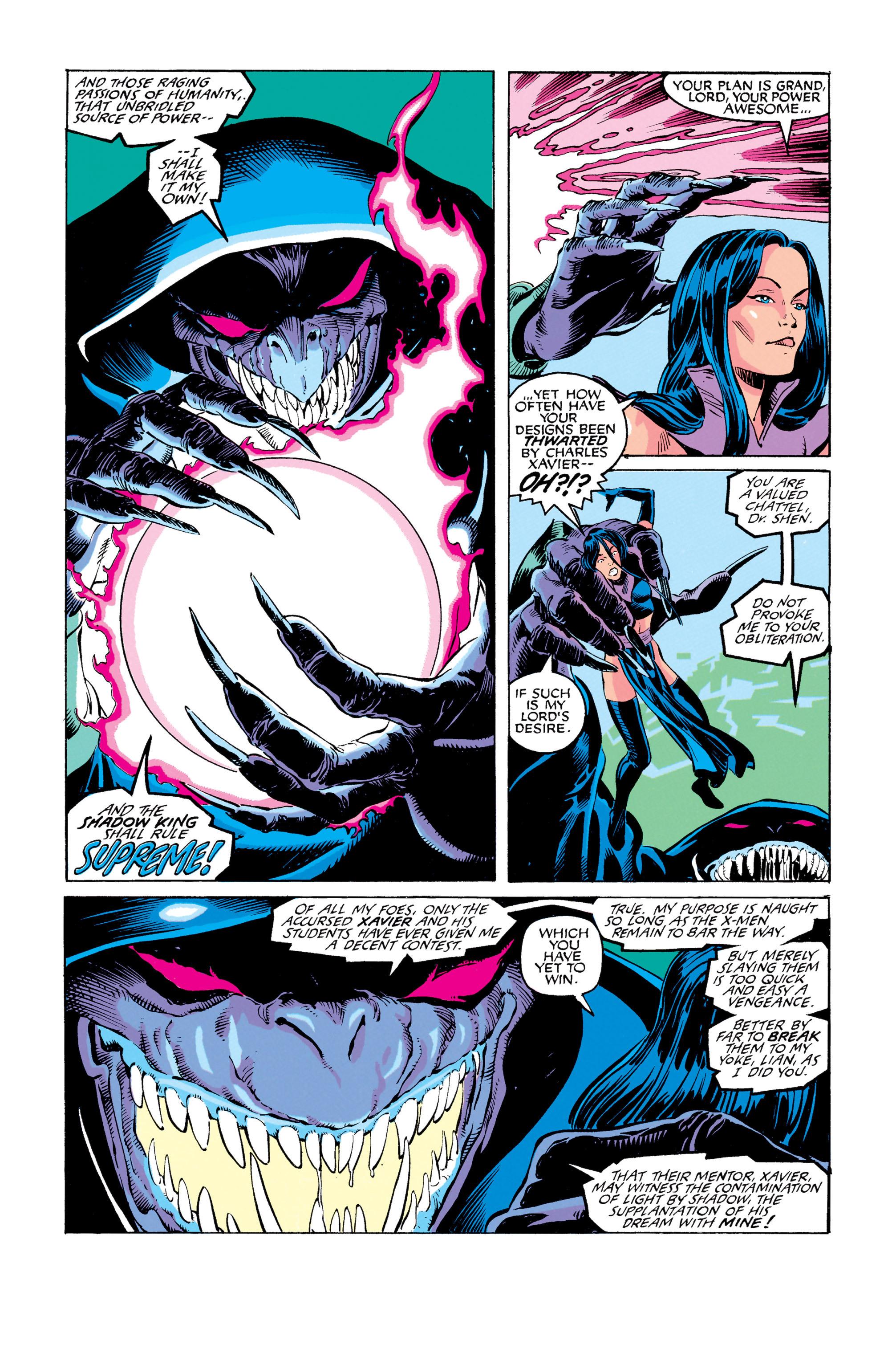 Read online Uncanny X-Men (1963) comic -  Issue #278 - 4