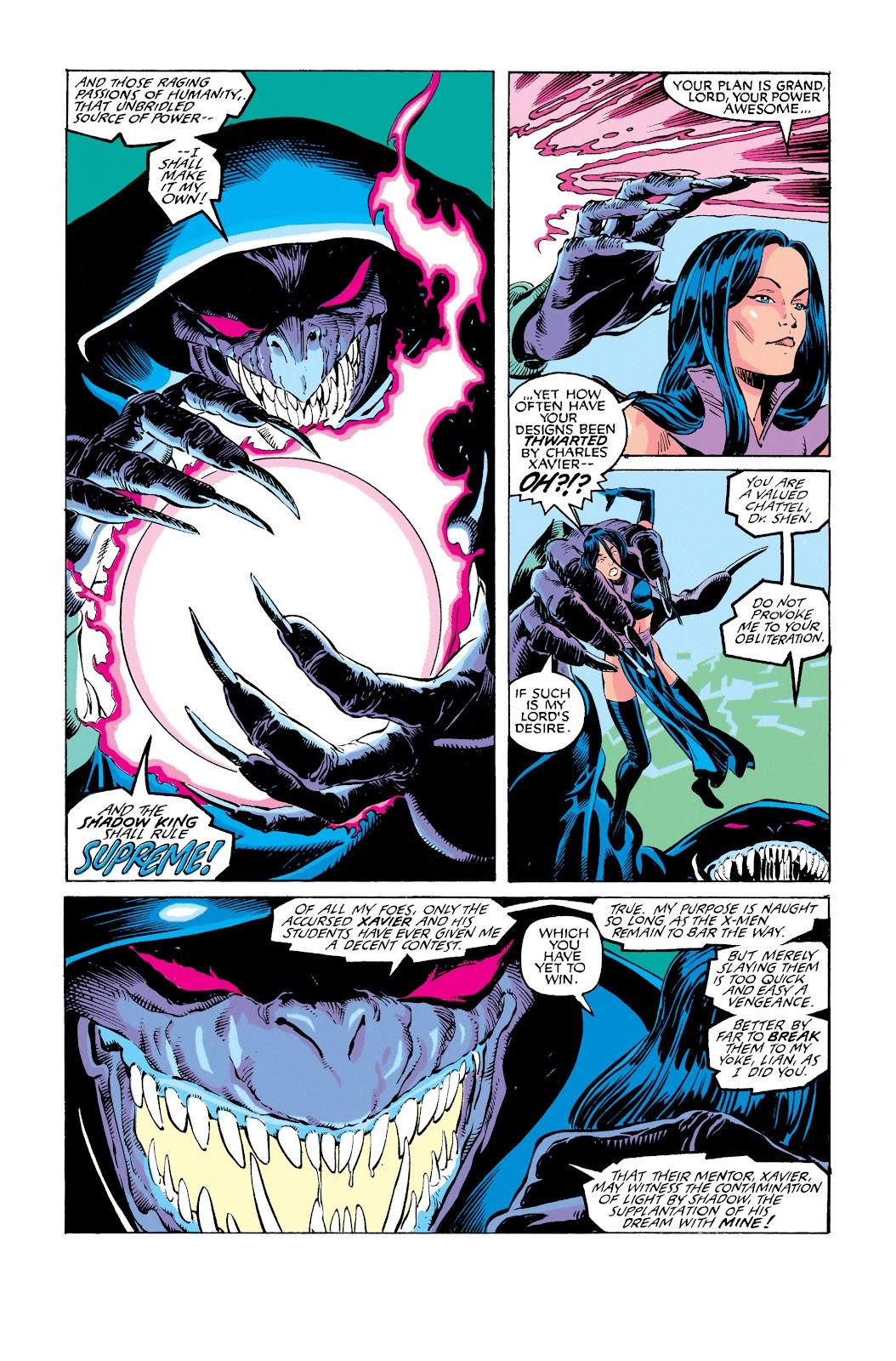 Uncanny X-Men (1963) issue 278 - Page 4