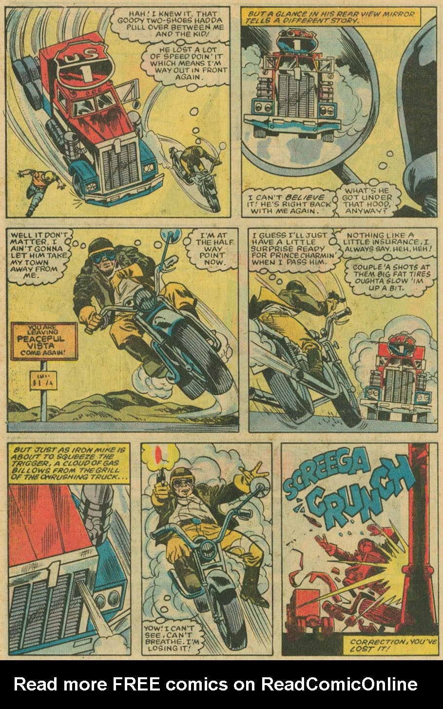 Read online U.S. 1 comic -  Issue #6 - 21